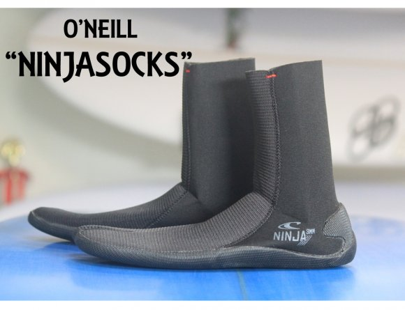 【O'NEILL NINJA SOCKS】定番ブーツ!!