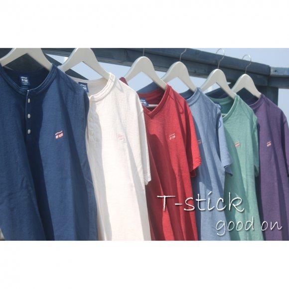【T-STICK ORIGINAL Tシャツ ~good on~】