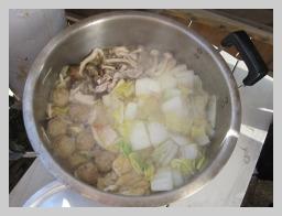 2010年 元旦 【鍋】