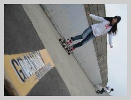 【スケートボード練習会】