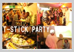 2013年12月7日【T-STICK X'mas Party&忘年会】