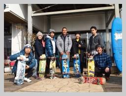 ☆スケートボード講習会☆